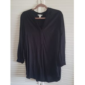H&M mini black dress
